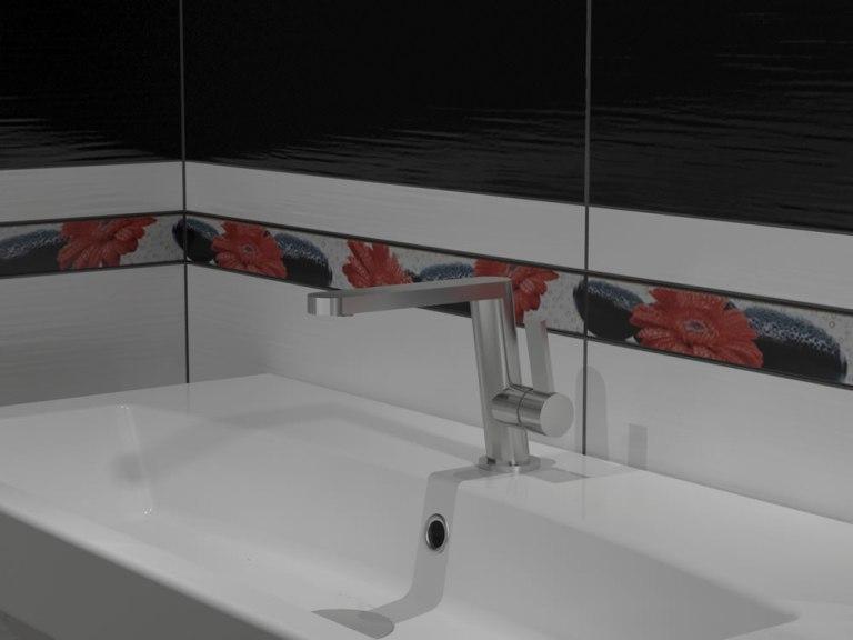 Large bath oasis