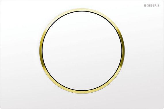 Sigma-10 White-Gold-White