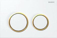 Omega-20 White-Gold-White