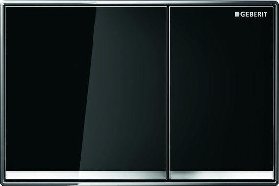 Omega-60 Black Glass