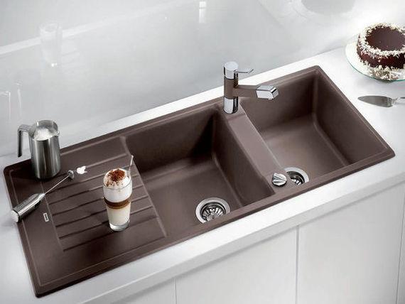 Blanco Zia 8S 116x50cm
