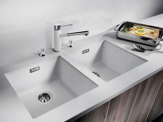 Blanco Subline 400-U 40x40cm