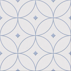 Ambra Azul 25x25cm
