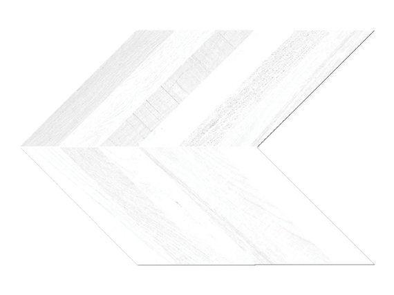 Nordik White 40x60cm