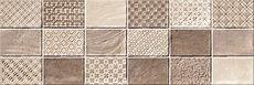 Fabric Crema Mosaico 20x60cm