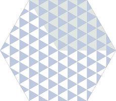 Peonia Wall Azul 23x27cm