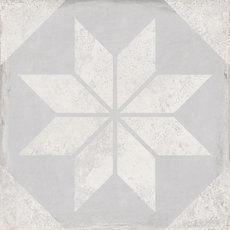 Triana Wall Star Gris 25x25cm