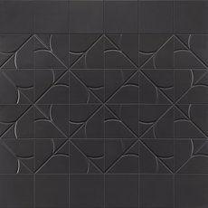 Zen Eda Negro 15x15cm