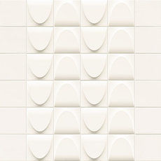Zen Uroko White 15x15cm