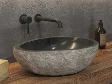 River Stone Grey 40-45cm