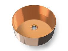 Luna V1033-201 Rose Gold 33x33cm
