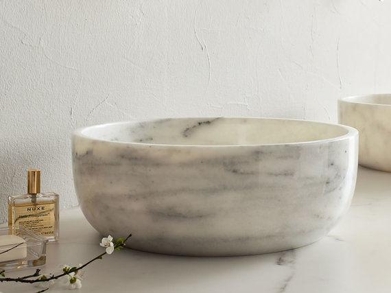 Thalo Carrara Nuovo φ 39cm
