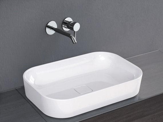 Centro White Matt 60x40cm