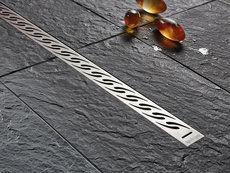 Κανάλι Ντουζ Venisio Grille 70cm max 90cm