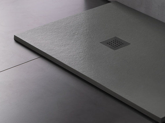Slate Grey 140x80cm
