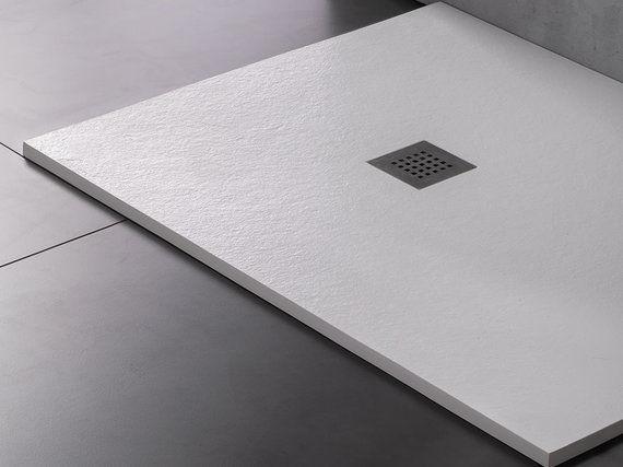 Slate White 140x80cm