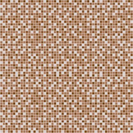 Mosaico Marron 33x33cm
