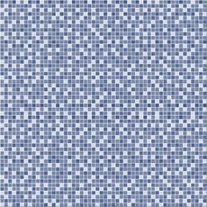 Mosaico Azul 33x33cm