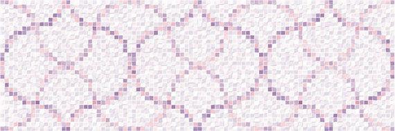 Mosaico Prisma Malva 20x60cm