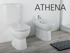 Athena 68cm με Μπιντέ