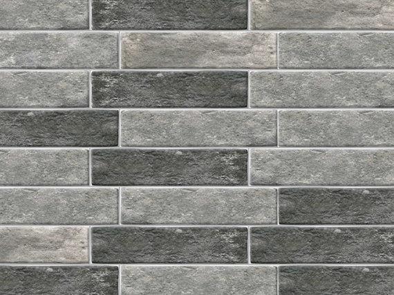 Wall Grey 6x25cm
