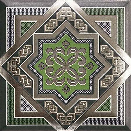 Decor Zoco Green 15x15cm