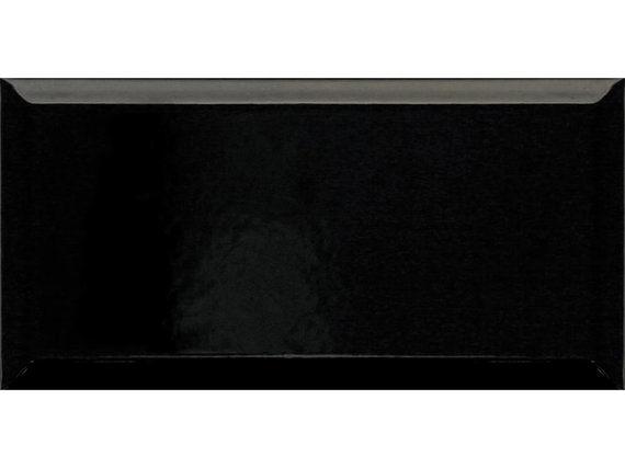 Bevel Negro 10x20cm