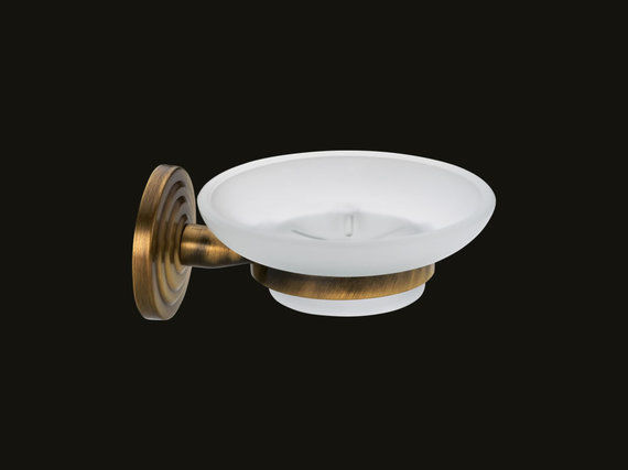 Σαπουνοθήκη Brass