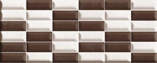 Iron Beige Brick 20x50cm