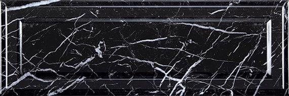 Marble Biseri Marquina 25x75cm