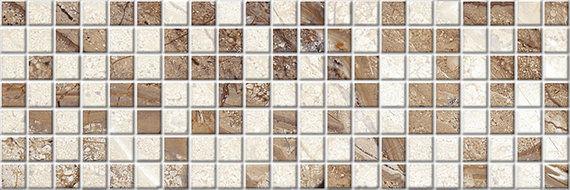 Viena Marron Mosaic 20x60cm