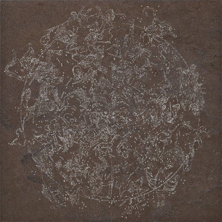Zodiaco Nebula 98x98cm