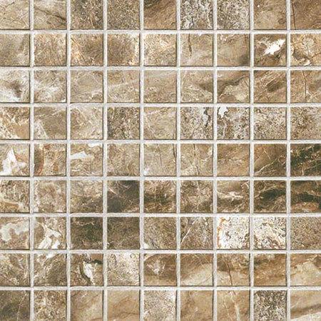 Mosaico Walnut LAP RET 3x3cm