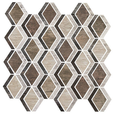 Mosaico Curacao 38x39cm