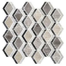 Mosaico Tortuga 38x39cm