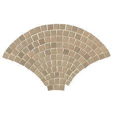 Pietra Mesia Mosaico Pavone 33x33cm