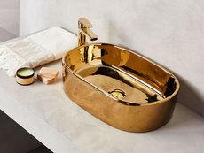 Corona Gold 55x35cm