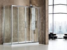 Primus Plus Clean Glass 160x80cm