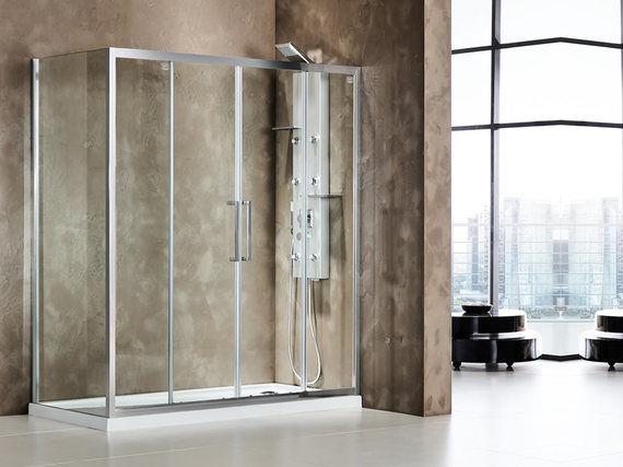 Primus Plus Clean Glass 200x80cm