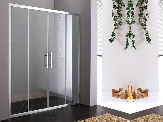 Primus Plus Slider Clean Glass 160cm