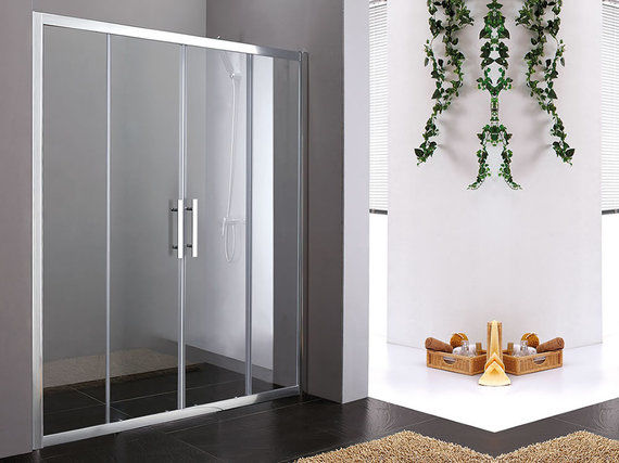 Primus Plus Slider Clean Glass 170cm