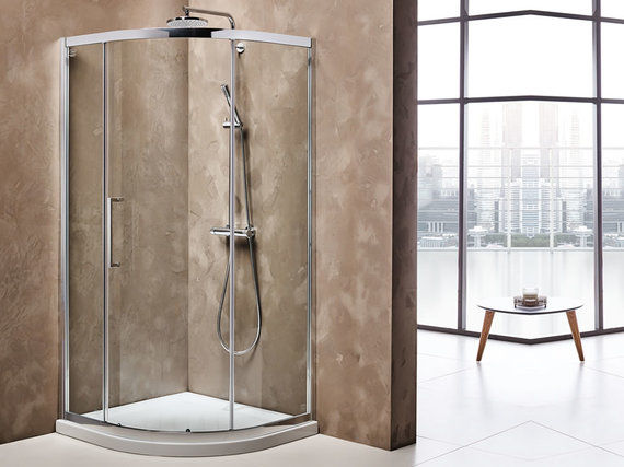 Primus QD Clean Glass 90x90cm